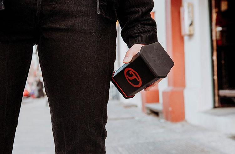 Teufel portable speaker