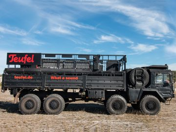 Teufel Thundertruck