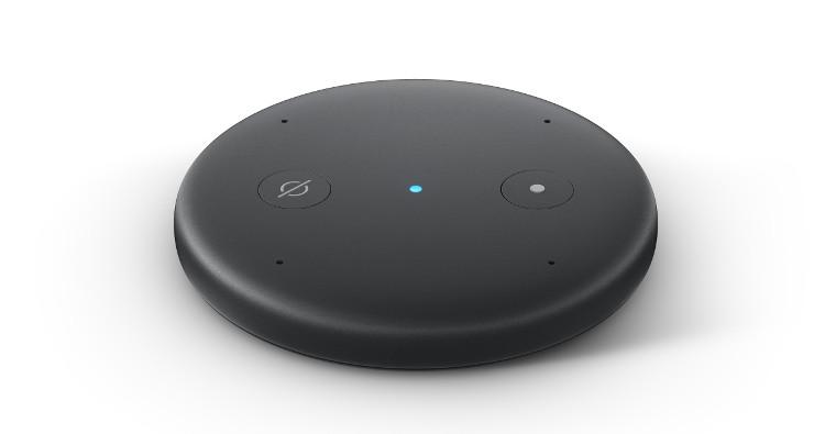 Bild des Echo Input zur Erweiterung von Sprachsteuerung bei Audio-Geräten.