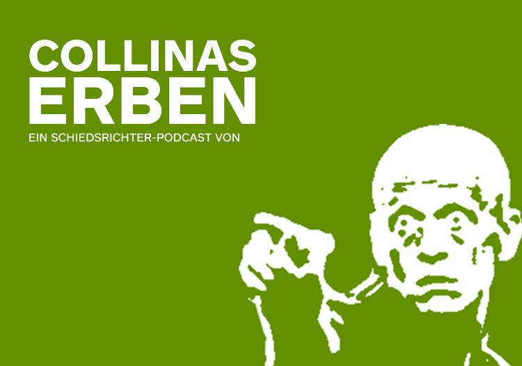 Logo des Fußball-Podcasts Collinas Erben