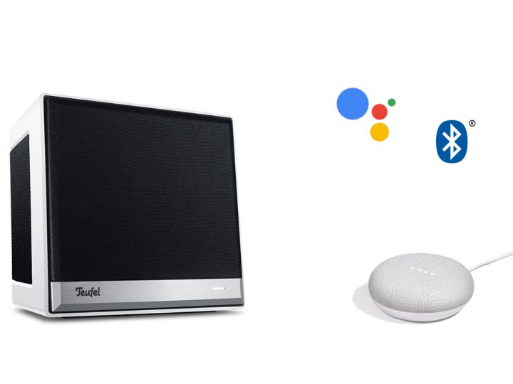 One S mit Google Home Mini