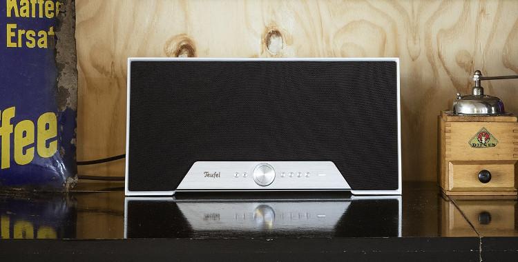 Streamingfähiger WLAN-Lautsprecher One M