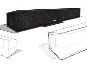 Soundbar Cinebar Pro