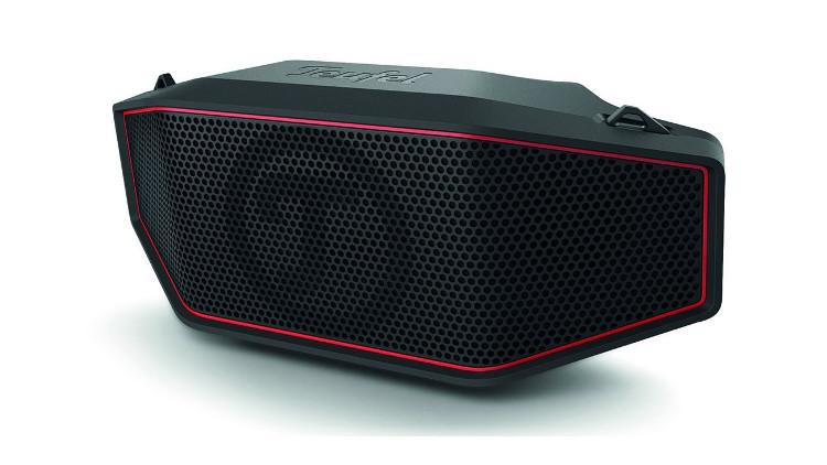 Der ROCKSER CROSS ist ein widerstandsfähiger Bluetooth-Lautsprecher