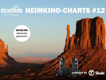 Deadline Heimkino Charts Western Gewinnspiel
