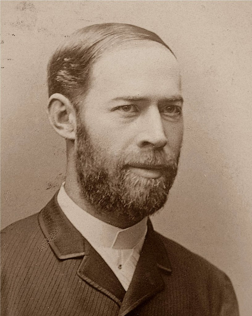 Porträt Heinrich Hertz