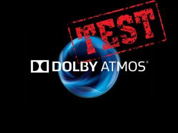 Symbolbild für den Test von Dolby Atmos Anlagen.