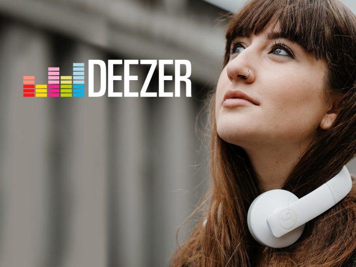 Dezzer Musikstreaming