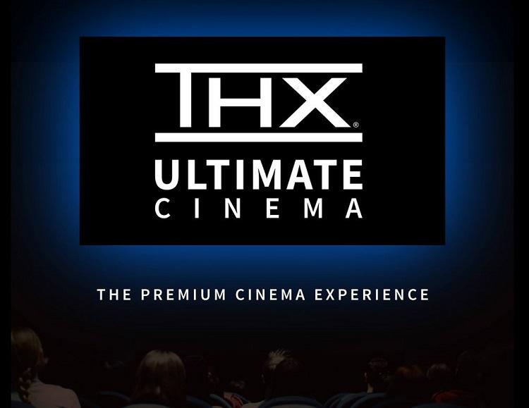 THX Ultimate Cinema Logo