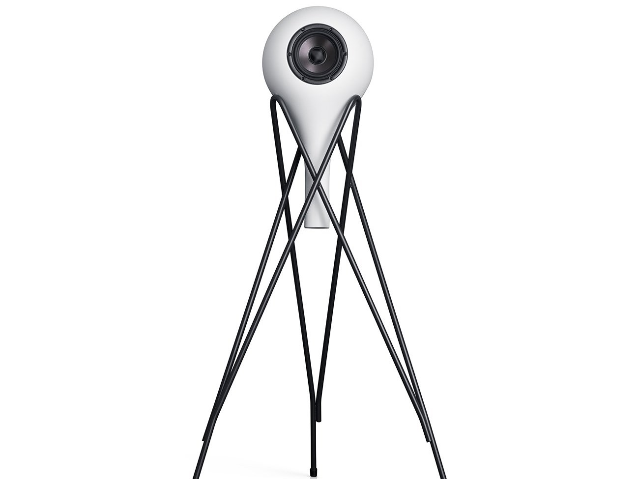 Design speakers Teufel X Rosenthal