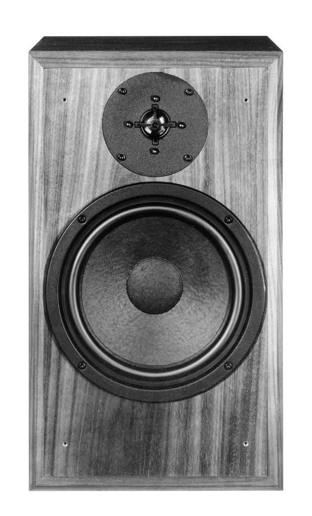 Een van de eerste Teufel speakers