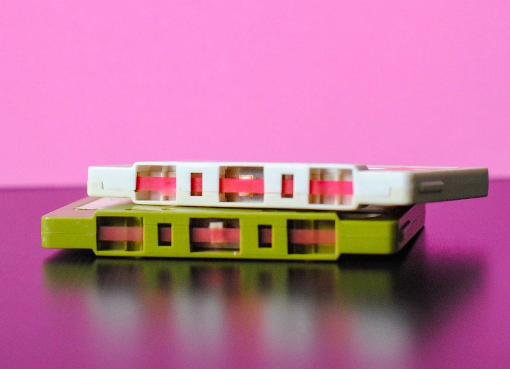 Muziekcassette: het medium uit de jaren 80