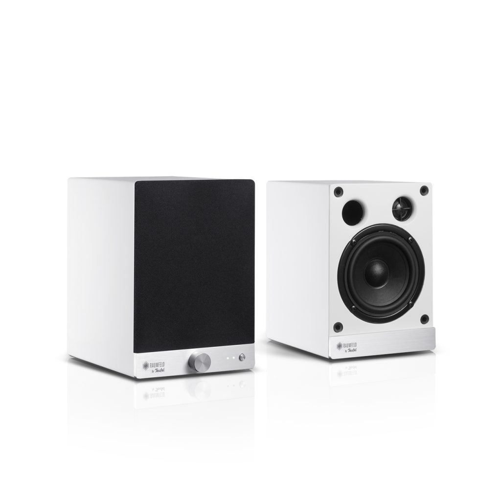 De Raumfeld speaker S