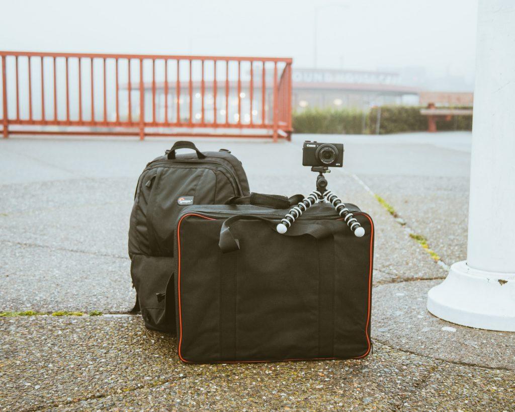 Reise Gadget Mini-Stativ