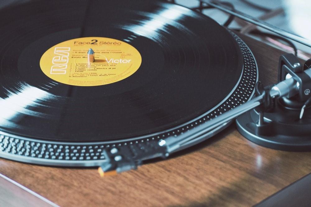Pioniere der Audiotechnik Vinyl