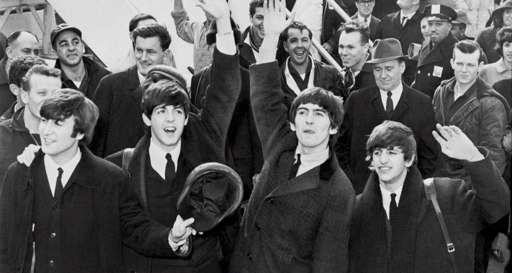Die Beatles - letztes Album Let it be