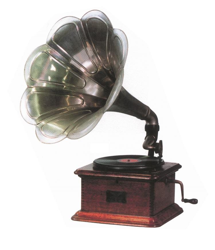 Grammophon von Nippon Chikuonki Shoukai, später Denon