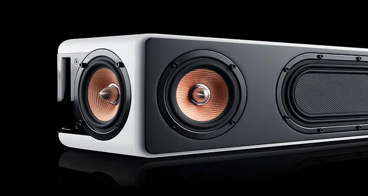 Side-Firing-Speaker der Cinebar Ultima