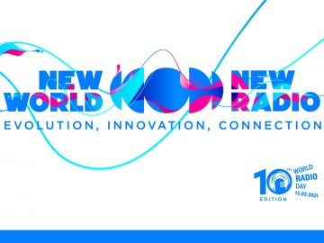 Logo World Radio Day 2021