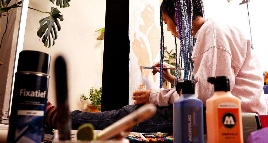 Naomi beschildert de ULTIMA 40