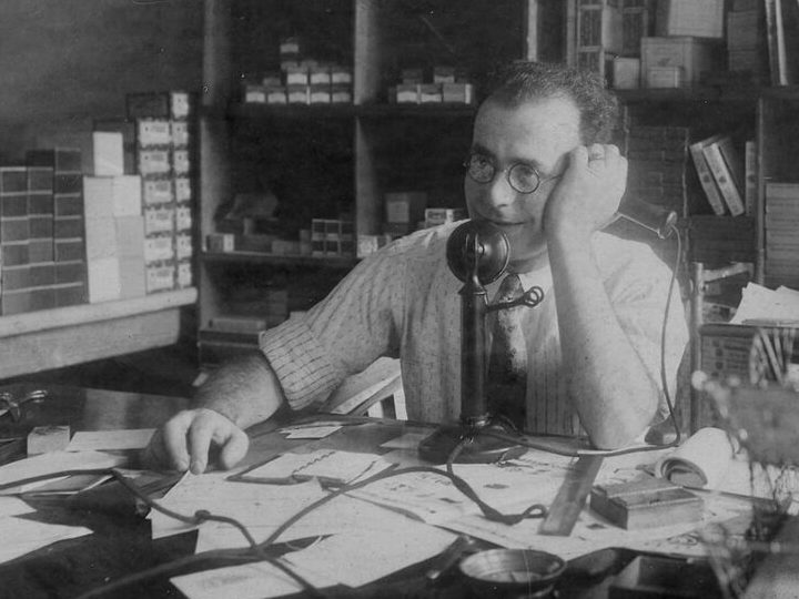 Sidney N. Shure 1925